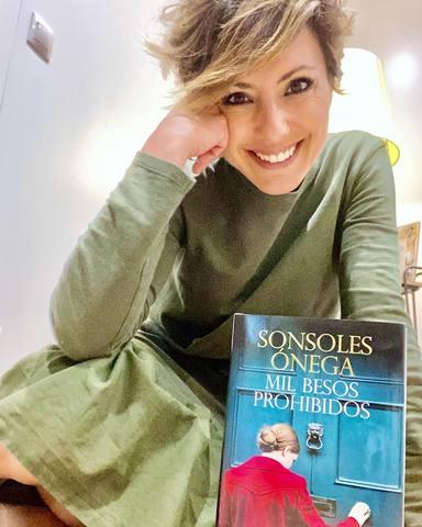 Sonsoles Ónega y su nuevo libro