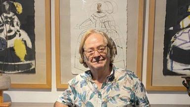 Ventura Pons subhata la seva col.leció d'art
