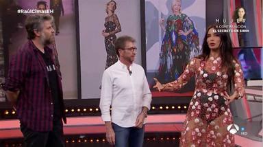 Vestido Pilar Rubio el Hormiguero