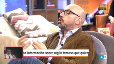 Diego Arrabal reaparece en Viva la vida