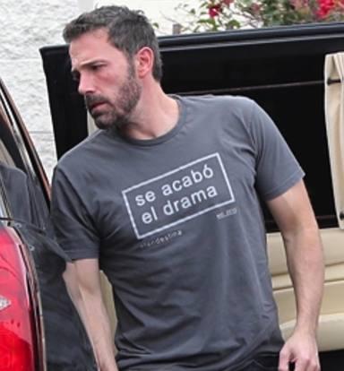 Camiseta Ben Affleck 2