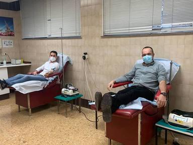 Cadena 100 organiza una jornada de Donación de Sangre