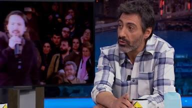 """Juan del Val, muy ofendido, estalla en pleno directo en 'El Hormiguero': """"¡Ponte desodorante!"""""""
