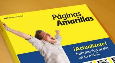 "Adèu a ""Pàginas Amarillas"""