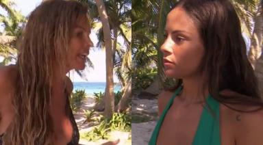 Marta López, muy dura con Melyssa, sale en defensa de Tom en Supervivientes: Ya está bien de victimizarse