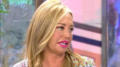 Belén Esteban revela el motivo por el que Olga Moreno no debería sentarse en Telecinco: Es cosa mía