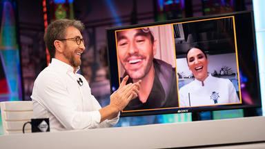 Desde Miami, Enrique Iglesias ha aparecido en 'El Hormiguero'