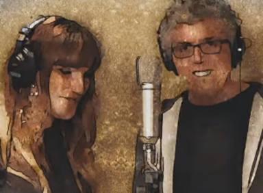 """Pedro Guerra a dúo con Rozalén en """"Las gafas de Lennon"""""""