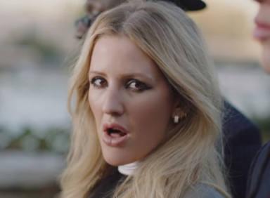 """Ellie Goulding acaba de lanzar el videoclip de """"Close to me"""""""