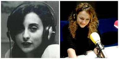 ¿Reconoces a dos de nuestras voces en sus inicios en la radio?