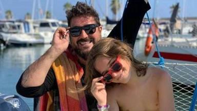 Los nuevos miembros de la familia de Antonio Orozco y su hijo Jan que revolucionarán sus vidas por completo
