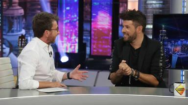 Pablo Motos entrevista a Pablo López en 'El Hormiguero'