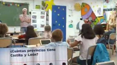 La confusión geográfica de Fernando Tejero y su incómoda reacción ante los más pequeños