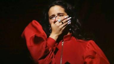 La aplaudida reacción de Rosalía en pleno concierto ante el mal gesto de un fans en Barcelona