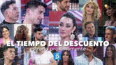 Todos los detalles sobre 'El tiempo de descuento', el nuevo reality de Telecinco presentado por Jorge Javier