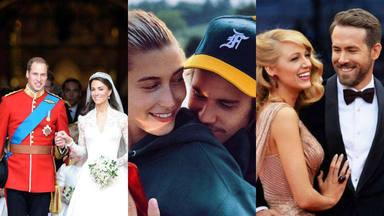 El que la sigue, la consigue: los cinco famosos que conquistaron a sus amores platónicos