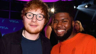 "Ed Sheeran y Khalid cantan ""Beautiful People"" porque cantan a la ""Gente Guapa"""