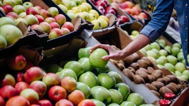 Cómo desinfectar los alimentos para evitar el contagio