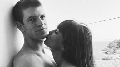 El romántico confinamiento de Aitana y Miguel Bernardeau