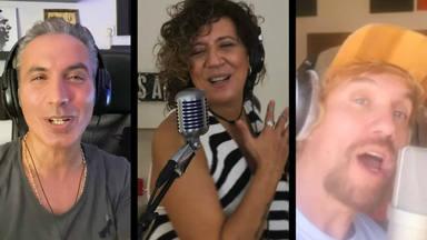 """Rosana estrena el videoclip """"Sin miedo 2020"""" rodeada de artistas en solidaridad con Cruz Roja"""