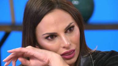 Irene Rosales rompe a llorar
