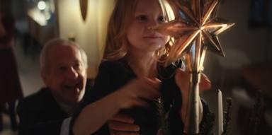 anuncio navidad nieta