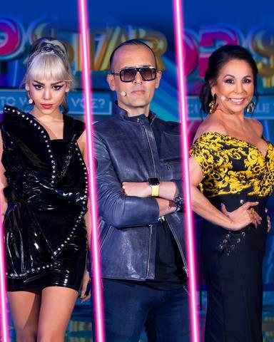 Risto Mejide, Danna Paola e Isabel Pantoja, jurado de Top Star