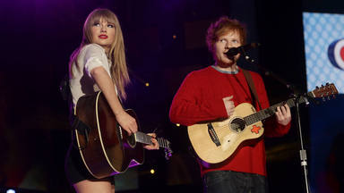 Taylor Swift y Ed Sheeran han vuelto a grabar 'Everything Has Changed' para la reedición del álbum 'Red'