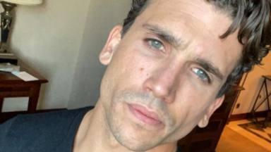 Jaime Lorente en su cuenta de Instagram