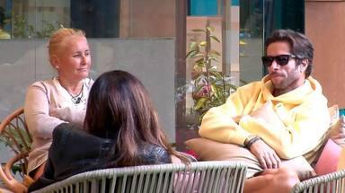 José Antonio Canales Rivera se sincera con Isabel Rábago y Lucía Pariente en Secret Story