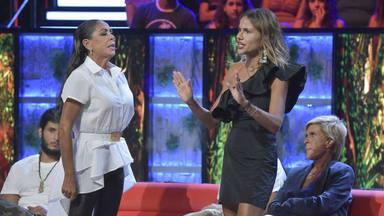 Mónica Hoyos e Isabel Pantoja