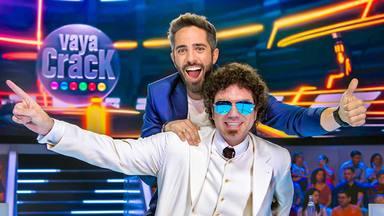 Pablo Ibáñez y Roberto Leal en 'Vaya crack'