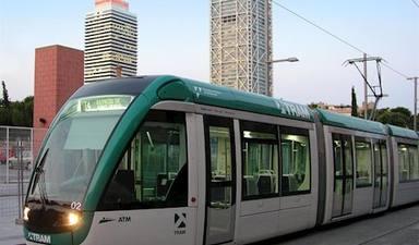 El Tram de Barcelona arriba a un rècord històric depassatgers
