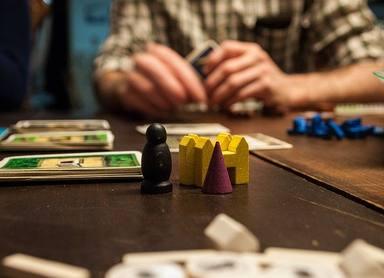 Jocs de taula per a un
