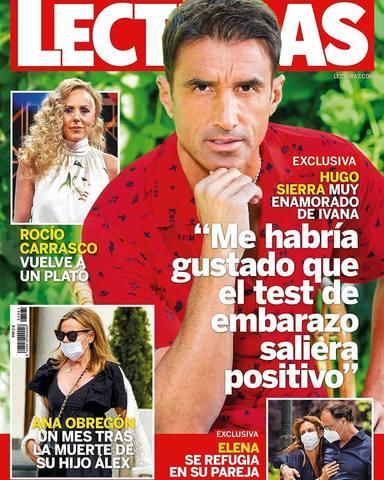 Hugo Sierra e Ivana Icardi cuentan sus planes