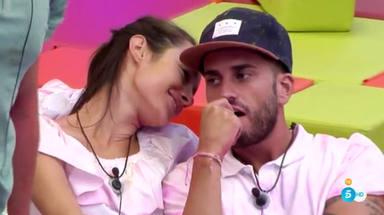 Adara Molinero confirma su relación con Rodri Fuertes