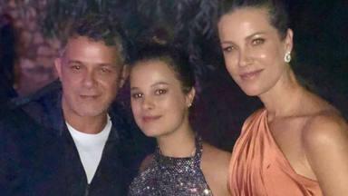 ¿A quién se parece más Manuela, la hija de Alejandro Sanz?