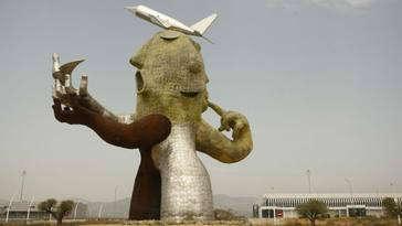 Monumento del Aeropuerto de Castellón