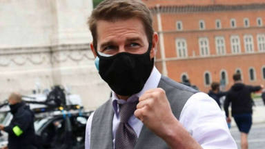 El gran enfado de Tom Cruise en pleno rodaje de su última película