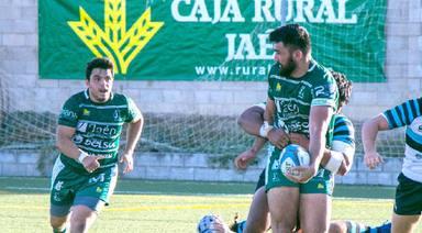 El Jaén Rugby se queda sin campo para disputar los partidos de la primera fase del campeonato