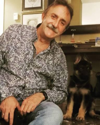 """Santi Rodríguez, muy emocionado, relata su experiencia con el más allá: """"Me acordé de mi hija y no me pude ir"""""""