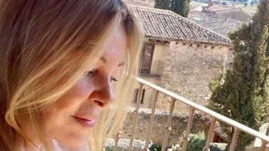 Ana Obregón sufre un nuevo susto familiar cuando se cumple un año del fallecimiento de su hijo Álex