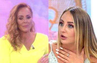 """Rocío Flores confiesa el motivo por el que teme encontrarse con Rocío Carrasco en Telecinco: """"No es un juego"""""""