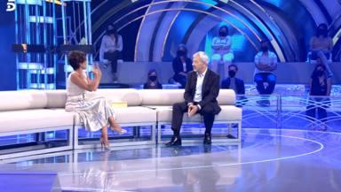 Carlos Sobera, atónito tras las confesiones más íntimas de Sonsoles Ónega en Volverte a ver: Es tremendo
