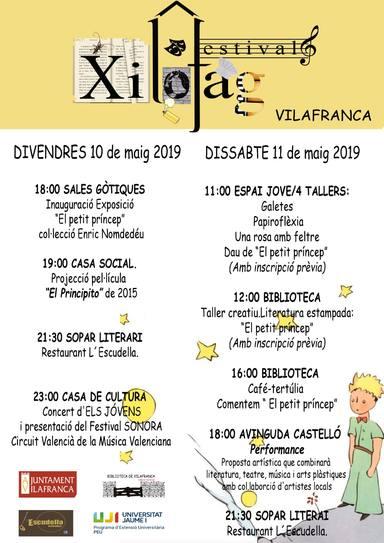 Xilofag Festival