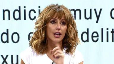 Emma García se emociona en 'Viva la vida'