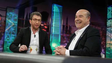 Pablo Motos entrevista a Antonio Resines, en 'El Hormiguero'