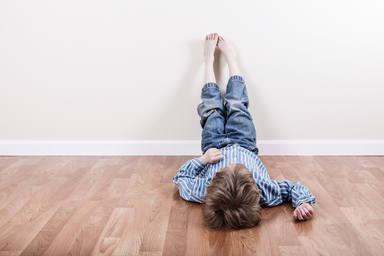 Deja que tus hijos se aburran y serán más creativos