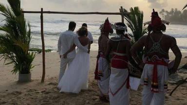 Del reto de María Patiño al diseñador de su vestido de novia a los detalles de su ''no'' boda