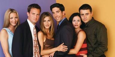 El possible retorn de 'Friends' amb els sis protagonistes